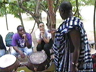 Obadikes with Nimo